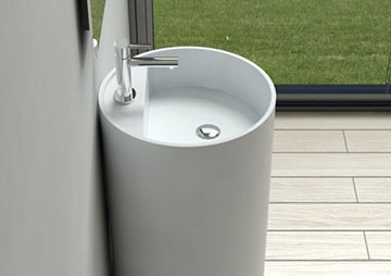 Sinks Outdoor